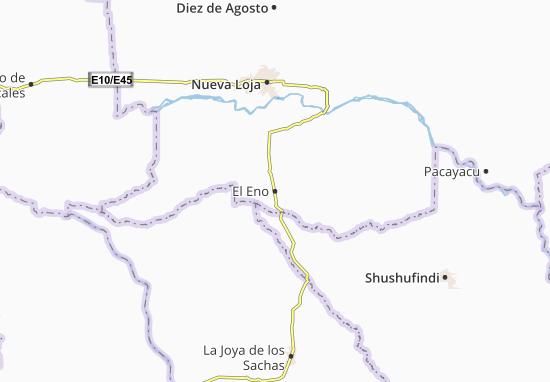 El Eno Map