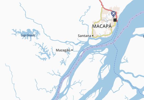 Mapas-Planos Mazagão