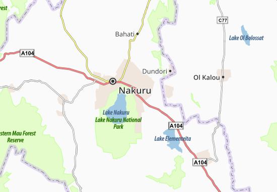 Barnabas Map