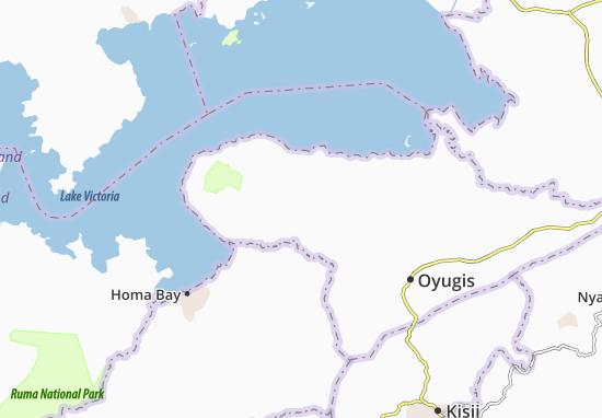 Adiedo Map
