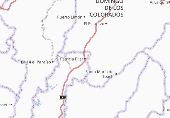 Mappe-Piantine Patricia Pilar