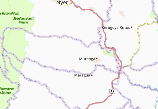 Mapa Plano Boyo