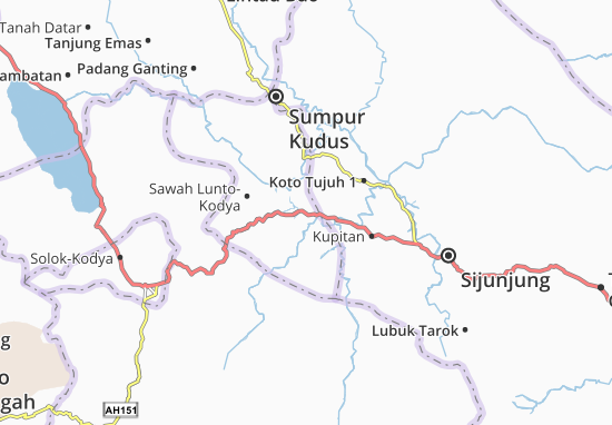 Silungkang Map