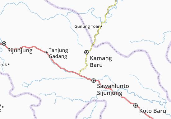 Mappe-Piantine Kamang Baru