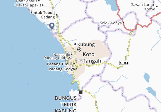 Mapas-Planos Kuranji