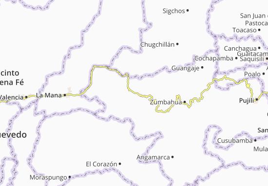 Tingo Map