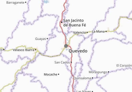 Quevedo Map