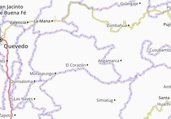 Ramón Campaña Map