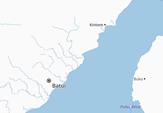 Batui Map
