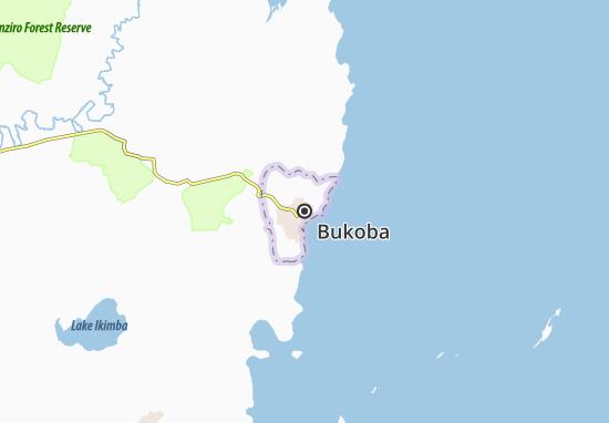 Mapas-Planos Bukoba