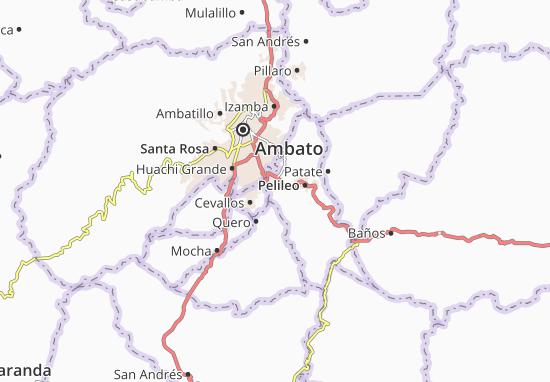 Benítez Map