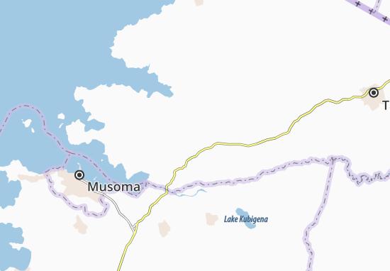 Mapa Plano Buturi