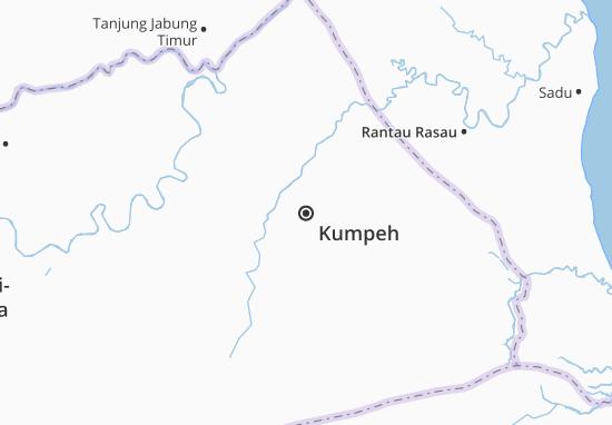 Kumpeh Map