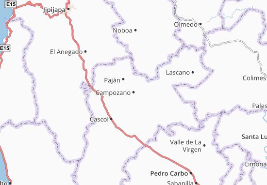 Campozano Map