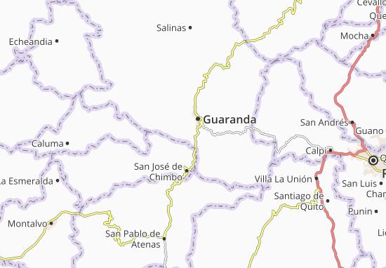 Santa Fé Map