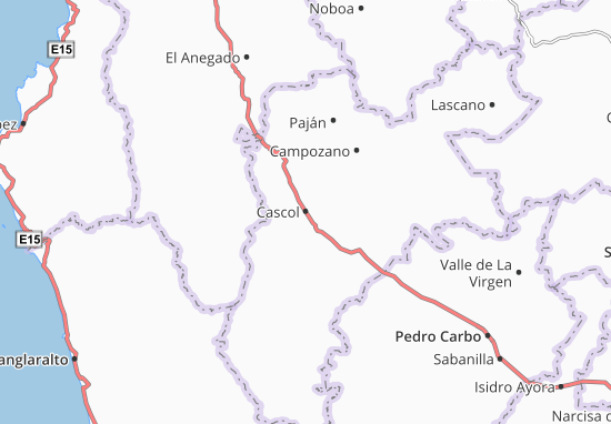 Cascol Map