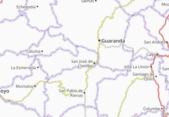 Magdalena Map
