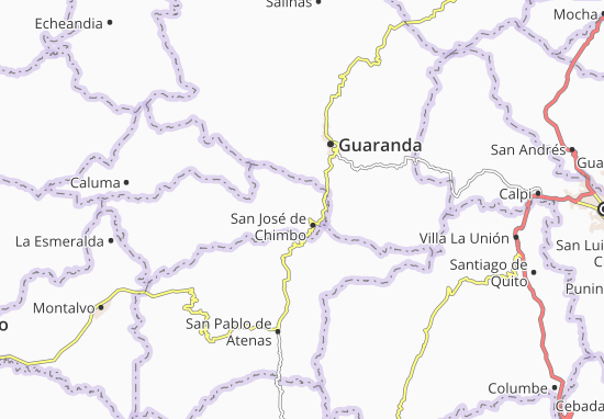 Mapas-Planos Asunción