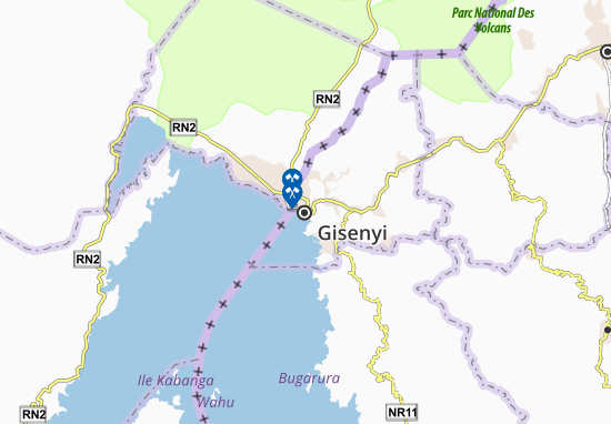 Gisenyi Map