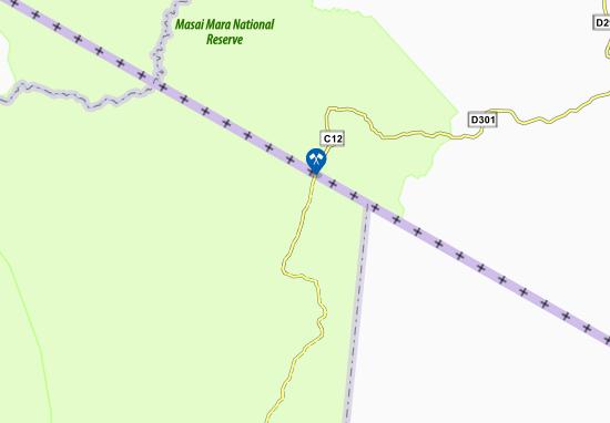 Mapas-Planos Bologonja Springs