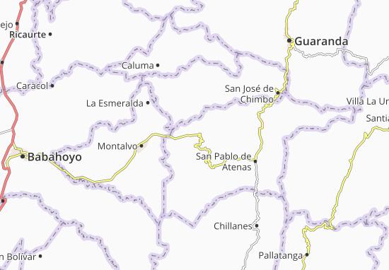 Balsapamba Map