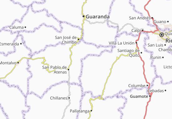 Cañi Map
