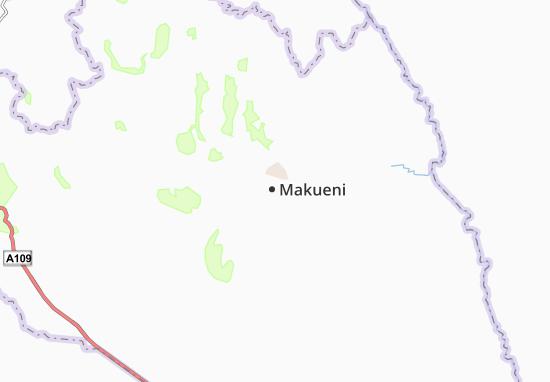 Mappe-Piantine Makueni
