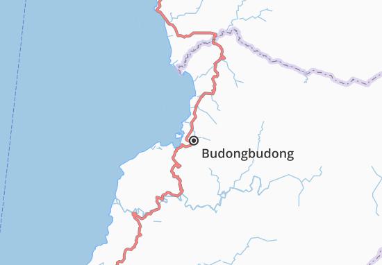 Budongbudong Map