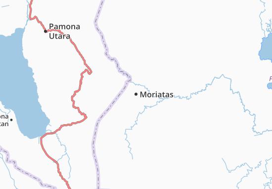 Moriatas Map