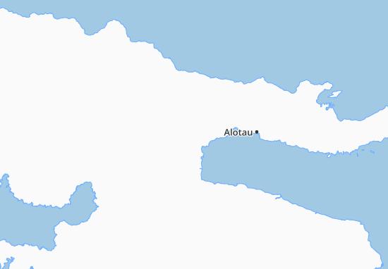 Gili Gili Corrective Institution Map