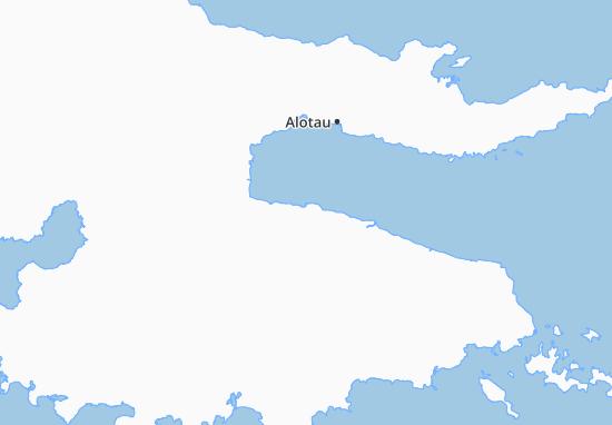 Waga Waga Map