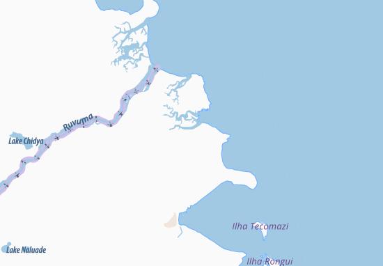 Carte-Plan Alfândega