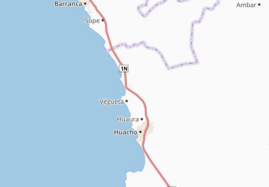 Mapas-Planos Végueta