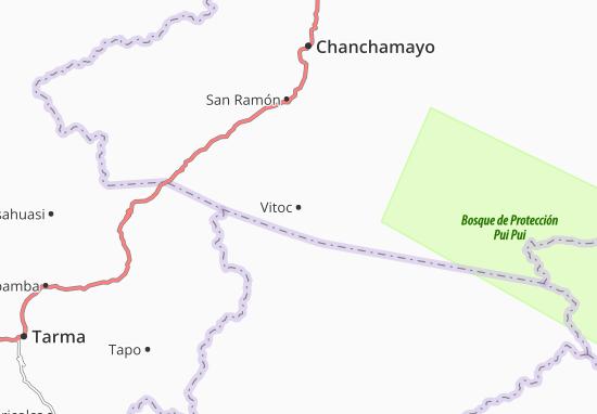 Mappe-Piantine Vitoc