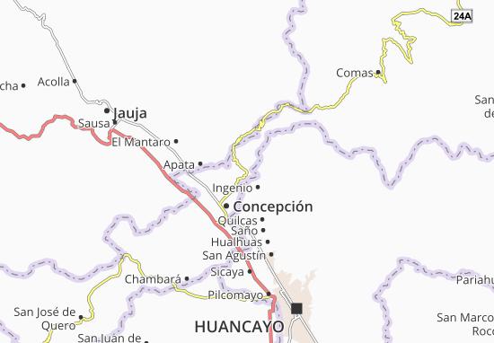 Mapas-Planos Ingenio