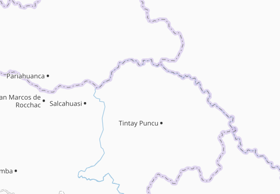 Mappe-Piantine Huachocolpa