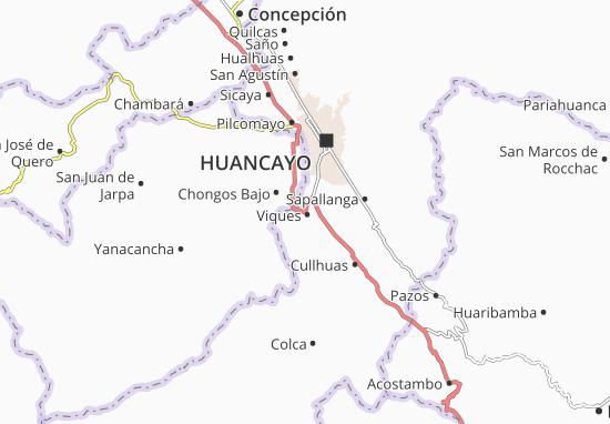 Viques Map