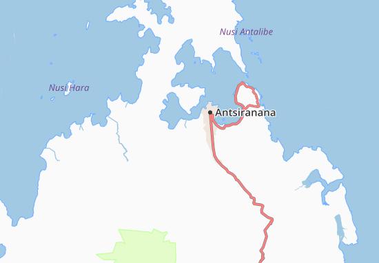 Carte-Plan Anamakia
