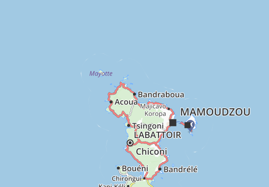 Mapas-Planos Kadjifoutchéni