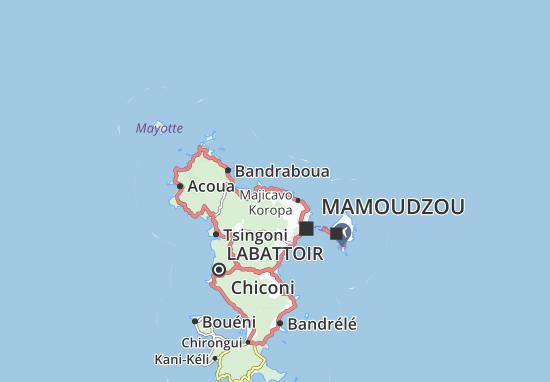 Kangani Map