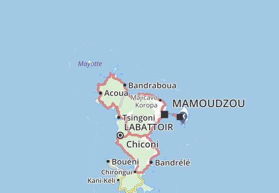 Mapa Plano Longoni