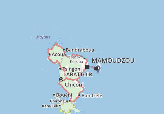 Mappe-Piantine Koungou