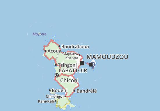 Mappe-Piantine Bandrajou