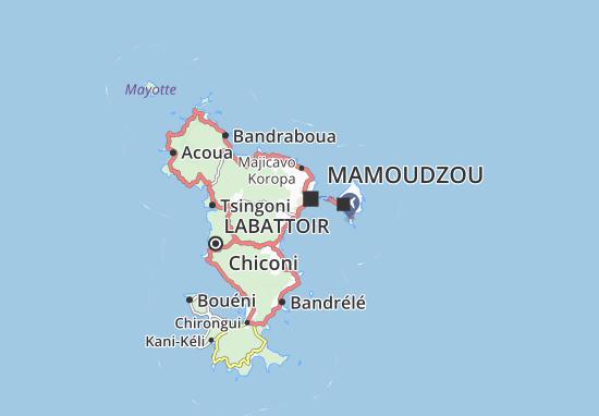 Mappe-Piantine Doujani