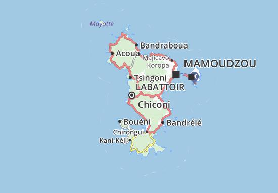 Mapas-Planos Barakani