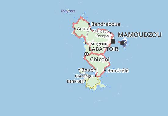 Komojou Map
