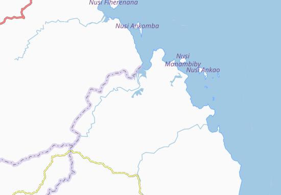 Carte-Plan Ankaramy