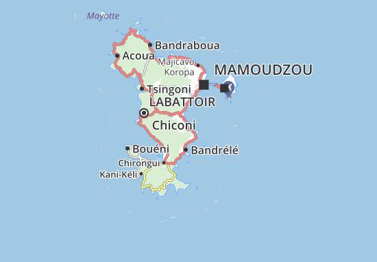 Mappe-Piantine Maboungani