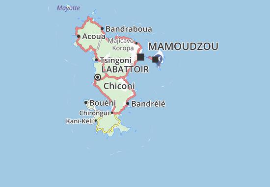 Mapa Plano Hamouro
