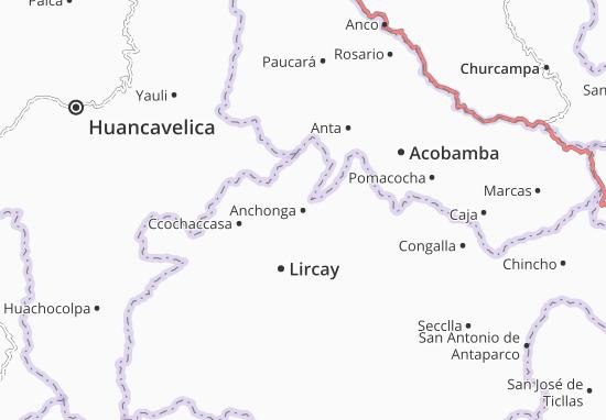 Anchonga Map